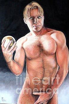 Self Portrait by AriesArtist Com