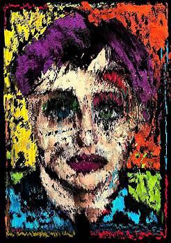 Self Portrait as God by brett66 by Brett Sixtysix