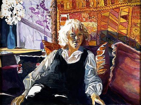 Self Portrait by Dorothy Braudy