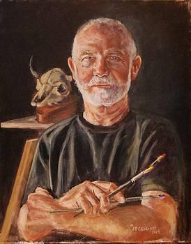 J P Childress - Self Portrait