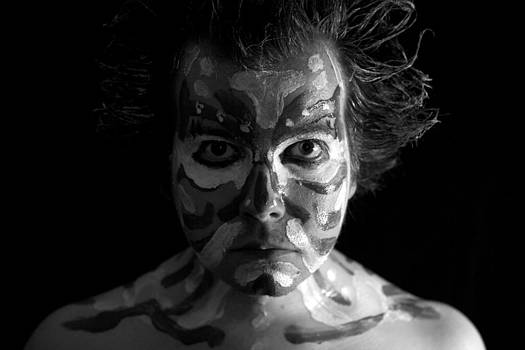 Self Portrait by Jaakko Saari
