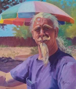 Self Portrait by John Marbury