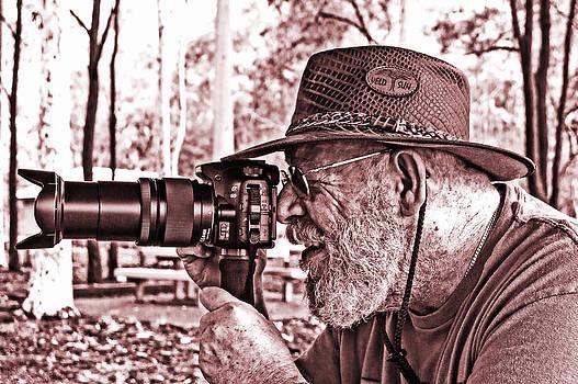 Peter Lombard - Self Portrait