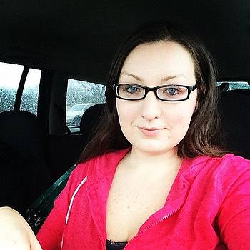 #selfiesaturday In The #jeep #rain by Crystal Duncanson