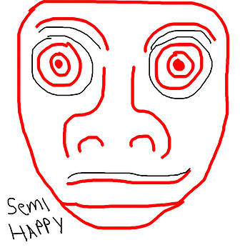 Semi happy by Coal