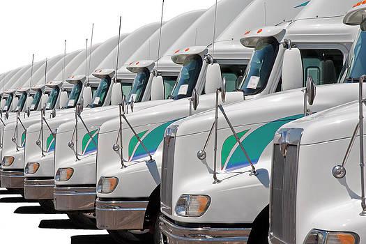 Gunter Nezhoda - Semi Truck Fleet