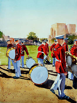 Semper Fi by Ron Stephens