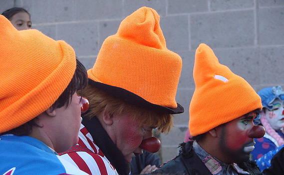 Send In The Clowns ..Z Z Z Z Z  by Michael Kovacs