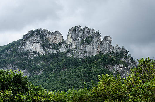 Seneca Rock by Diana Boyd