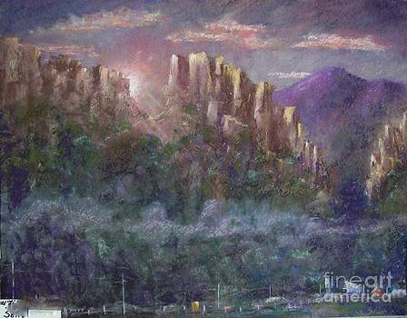 Seneca Sunrise by Bruce Schrader