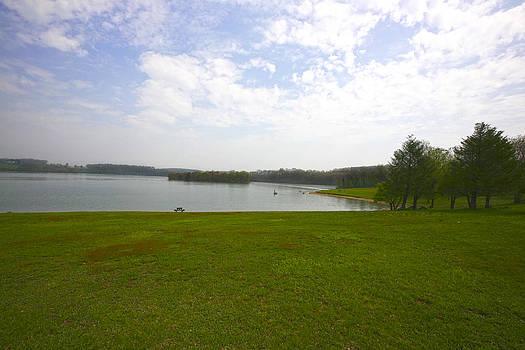 Senic Lake by John Holloway