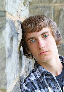 Senior Picture III by Jay Nodianos