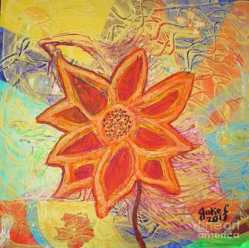 Senses by Julie Crisan