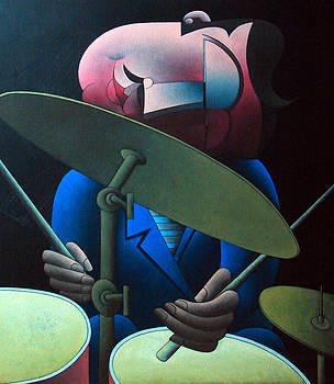 Sensible Jazz Drumer by Lima Jr