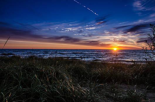 Sept Sunrise by Todd Heckert