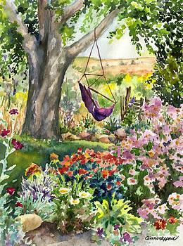 Anne Gifford - September Garden