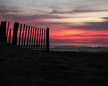 September in the Outer Banks by Brian M Lumley