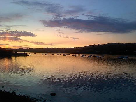 September Sunset by Morrighan Wainwright