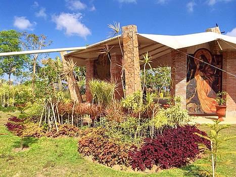 Serene Garden by Jim Carl Mangaoil