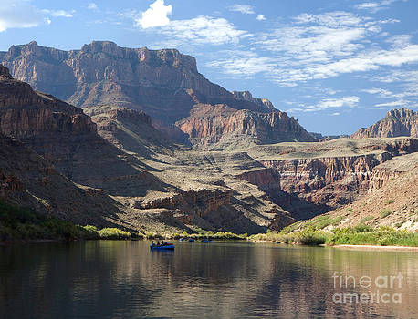 Serene Grand Canyon  by Bryan Allen