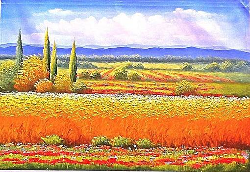 Serene by Preeti  Thaker Arora
