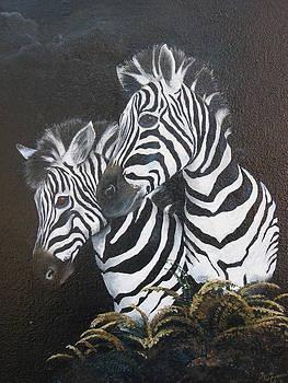 Serengeti Sister by Randi Evans