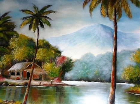 Serenidade by Evando Carlos