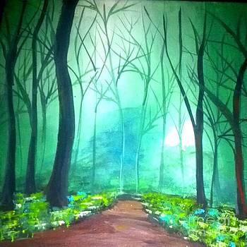 Serenity by Aldonia Bailey