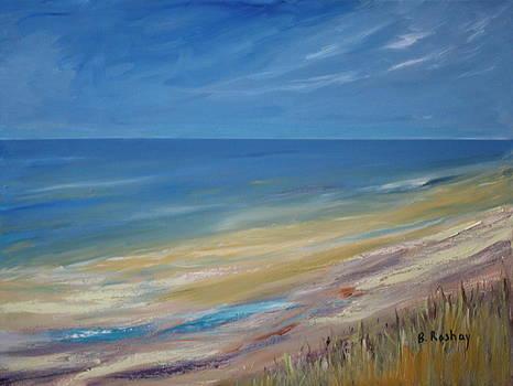 Serenity in Seaside by Brigitte Roshay