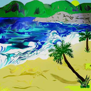 Serenity by Jan Steadman-Jackson