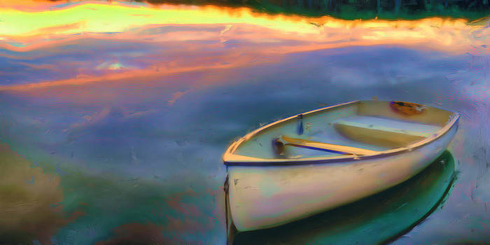 Serenity by Joel Olives