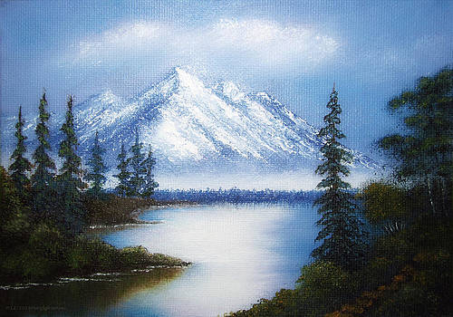 Serenity by Mary Sylvia Hines