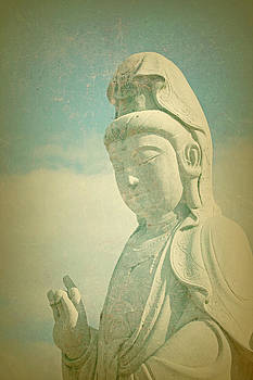 Peggy Collins - Serenity Now Buddhist Statue
