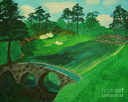 Serenity on the Green by Ashley Van Artsdalen