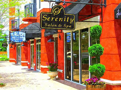 Buzz  Coe - Serenity Salon and Spa