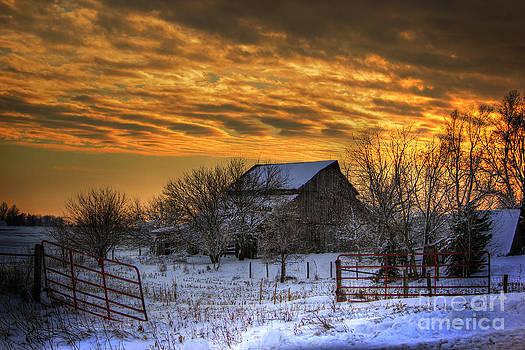Serenity Snow by Thomas Danilovich