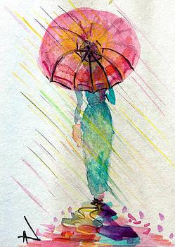 Patricia Lazaro - Serenity under Rain