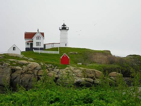 The Nubble by Wendy Bechtold