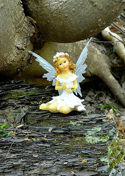 Serenity Woodland Fairies by Linda Rae Cuthbertson