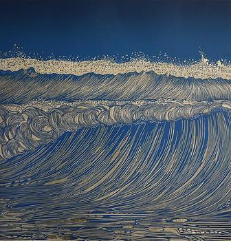 Series of Waves by Jarle Rosseland