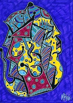 Serpent God by Michelle Villarreal