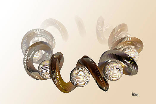 Hakon Soreide - Serpentine Coils