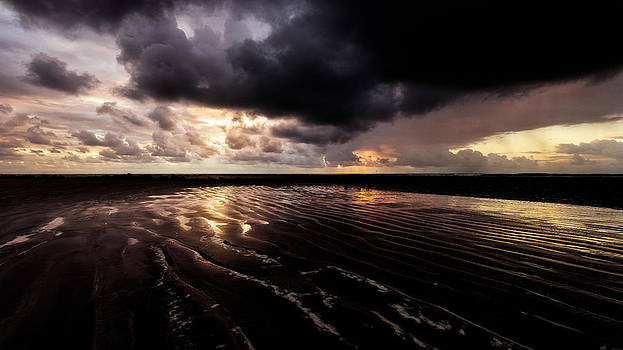 Serrambi Sunrise III by Vinicios De Moura