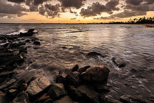Serrambi Sunset III by Vinicios De Moura