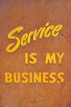 Michelle Calkins - Service is My Business