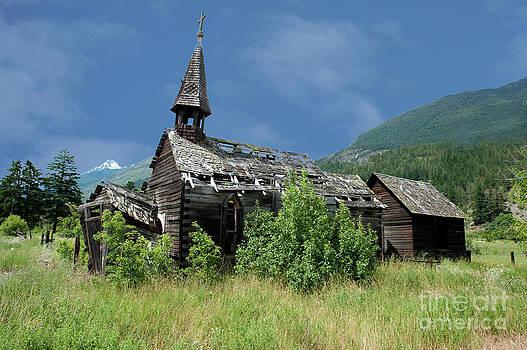 Rod Wiens - Seton Portage Church