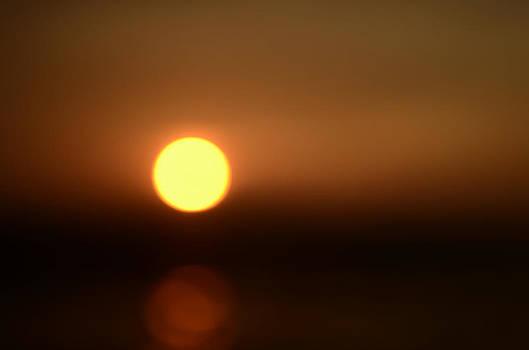 Setting Sun by Nate Heldman