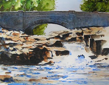 Seven Bridges Road by William Beaupre