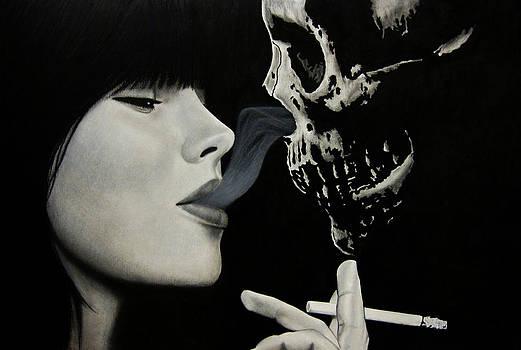Seven Deadly Sins - Gluttony by Lynet McDonald