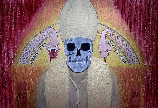 Seven Deadly Sins - Greed by Lynet McDonald